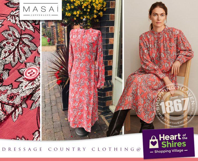 Masai – Delightfully Danish