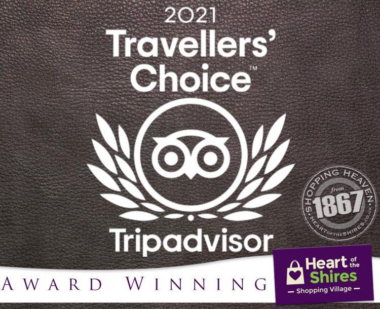 Tripadvisor Travellers' Choice, 2021