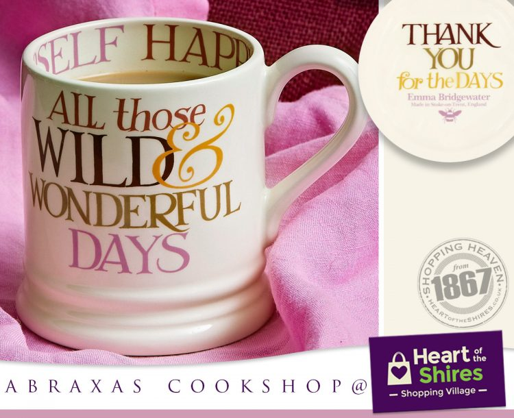 Emma Bridgewater at Heart of the Shires