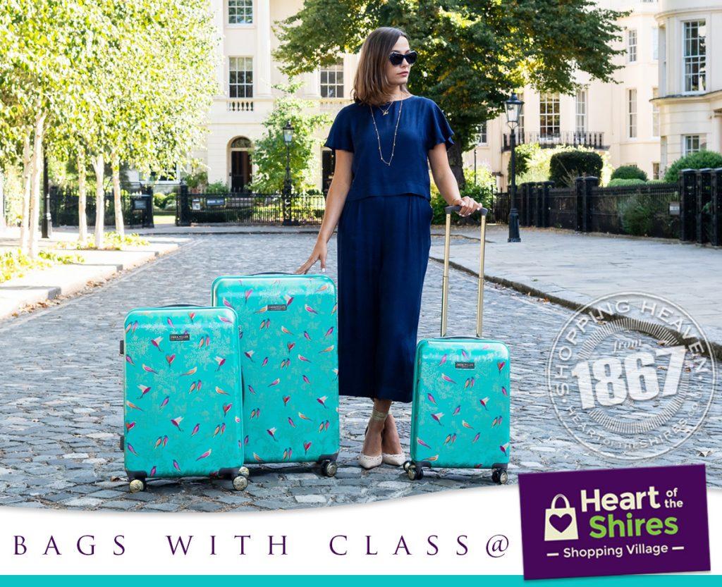 Sara Miller luggage