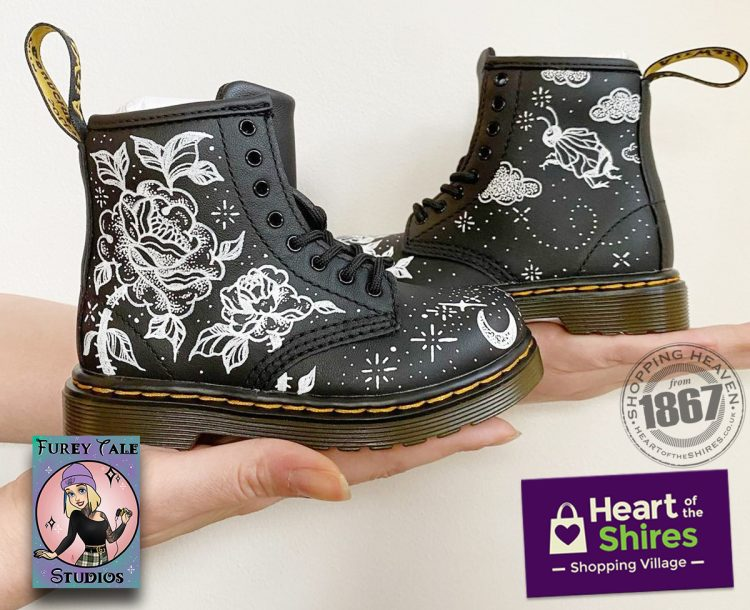Dr Martens – But More to Boot!