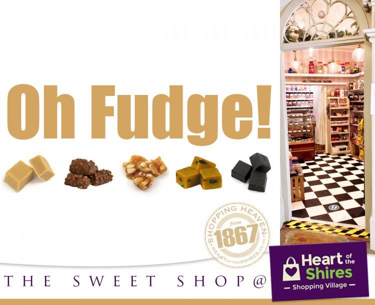 Oh Fudge!