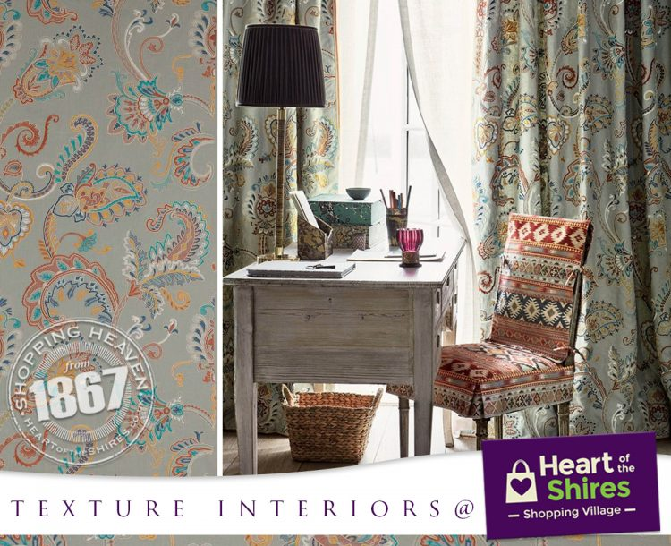 Colefax and Fowler at Heart of the Shires