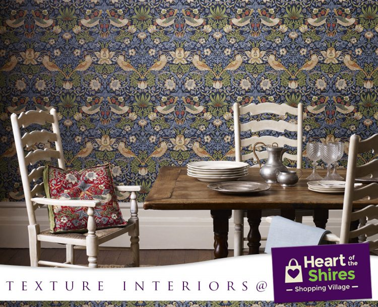 Morris and Co at Texture Interiors